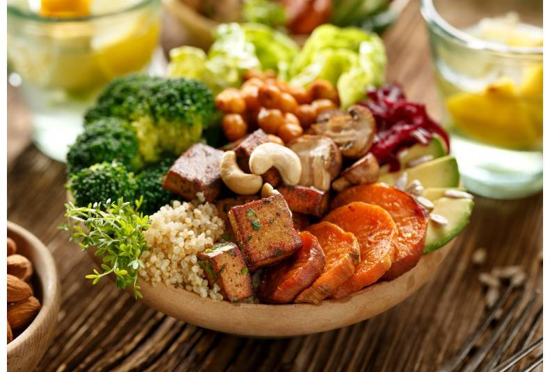 The Benefit of Plant-Based Foods to your Oral Health!
